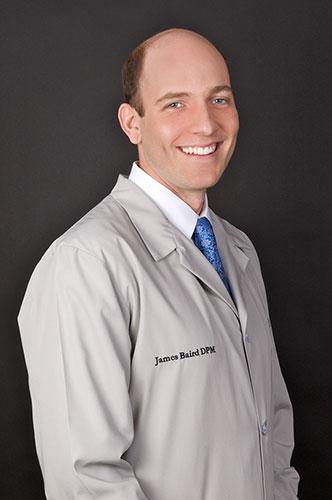 Dr. James Baird D.P.M.